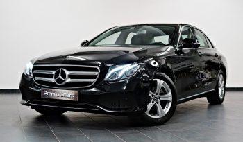 Mercedes-Benz E220 D Avantgarde 9G Tronic