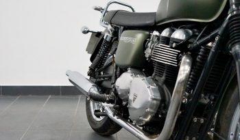Triumph Bonneville T100 full